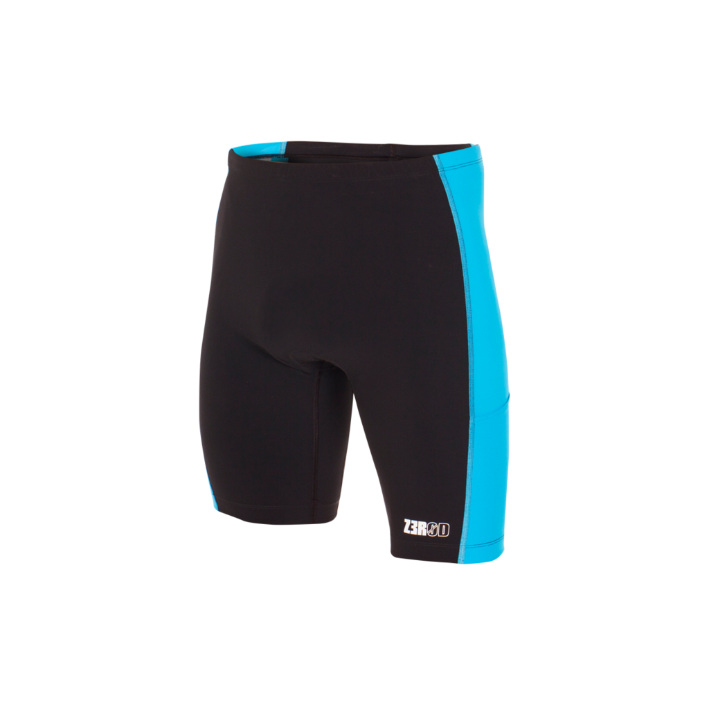 RACER SHORTS MAN BLACK zepředu