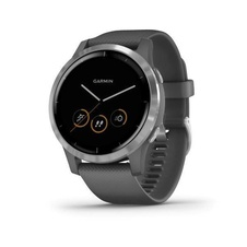 Garmin Vivoactive 4 Silver/Gray Band