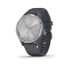 Garmin Vivomove 3S Sport, Silver/Gray Band