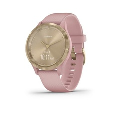 Garmin Vivomove 3S Sport, LightGold/Pink Band