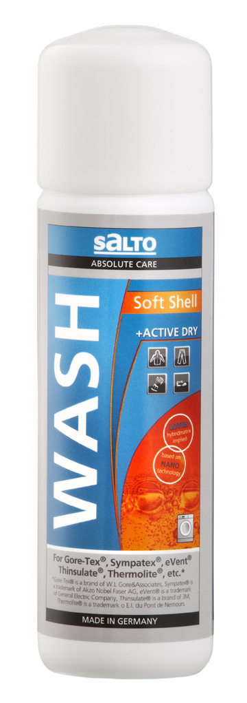 Salto Wash Soft Shell